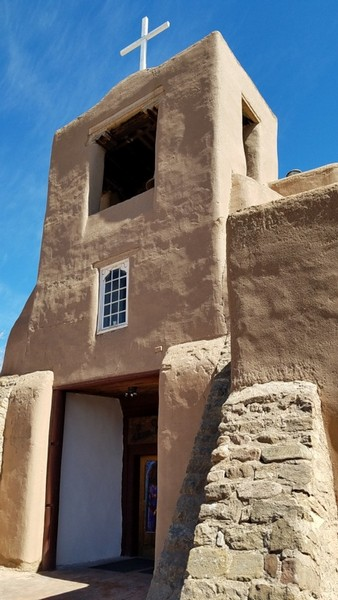 The Oldest Church in the US